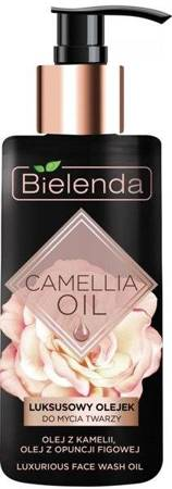 Bielenda Camellia Oil Olejek do mycia twarzy 140ml