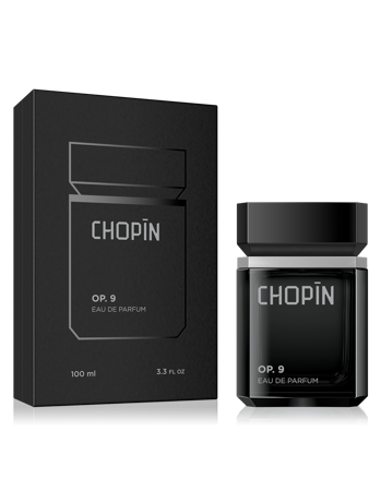 CHOPIN Woda perfumowana OP. 9 100ml
