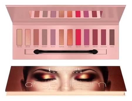 Eveline Angel Dream Paleta Cieni 12 kolorów